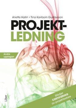 bokomslag Projektledning