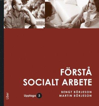 bokomslag Förstå socialt arbete