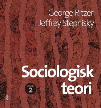 bokomslag Sociologisk teori