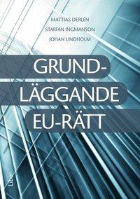 bokomslag Grundläggande EU-rätt