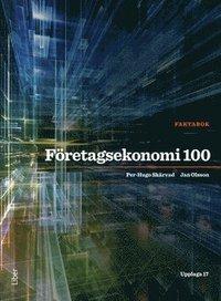 bokomslag Företagsekonomi 100 Faktabok