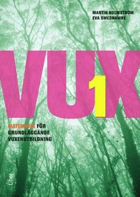 bokomslag VUX 1 Matematik