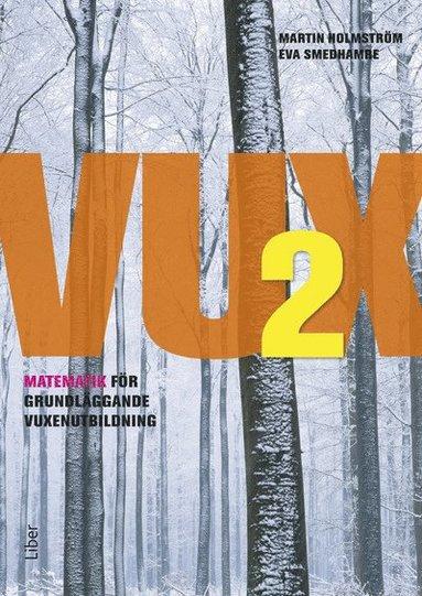 bokomslag VUX 2 Matematik