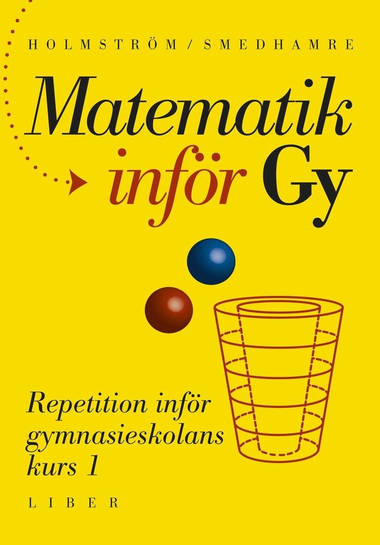 Matematik inför Gy 1