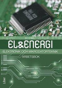 bokomslag Elektronik och mikrodatorteknik Arbetsbok