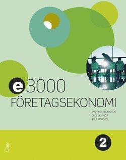 bokomslag E3000 Företagsekonomi 2 Faktabok