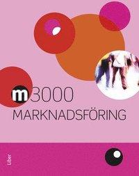bokomslag M3000 Marknadsföring Faktabok