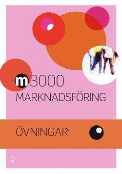bokomslag M3000 Marknadsföring Övningsbok