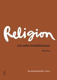 bokomslag Religion och andra livsåskådningar 1 och 2