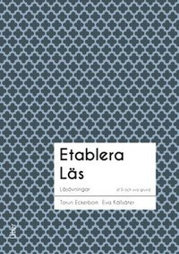 bokomslag Etablera Läs