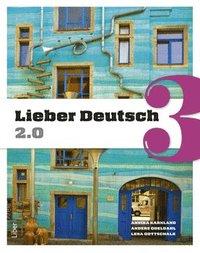bokomslag Lieber Deutsch 3 2.0