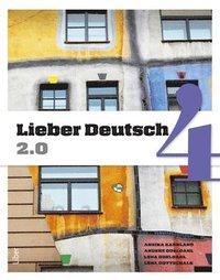 bokomslag Lieber Deutsch 4 2.0