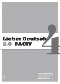 bokomslag Lieber Deutsch 4 2.0 Facit