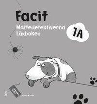 bokomslag Mattedetektiverna 1A Facit