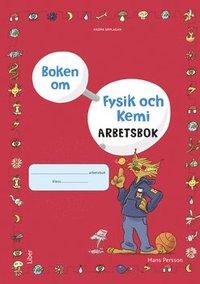 bokomslag Boken om fysik och kemi Arbetsbok