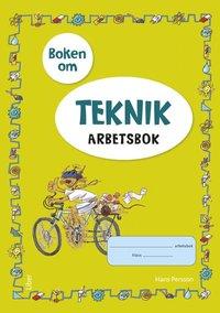 bokomslag Boken om teknik Arbetsbok 4-6