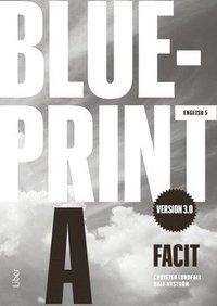 bokomslag Blueprint A version 3.0 Facit