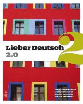 bokomslag Lieber Deutsch 2 2.0