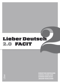 bokomslag Lieber Deutsch 2 2.0 Facit