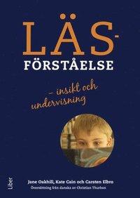 bokomslag Läsförståelse - insikt och undervisning