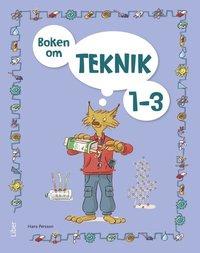 bokomslag Boken om teknik 1-3