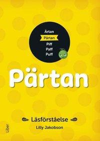 bokomslag Ärtan Pärtan - Pärtan