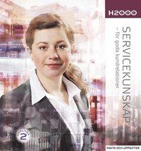 bokomslag H2000 Servicekunskap Fakta och uppgifter