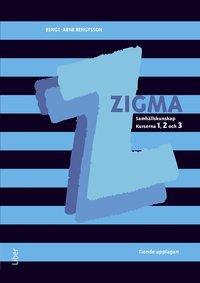 bokomslag Zigma 1, 2 och 3