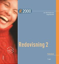 bokomslag R2000 Redovisning 2 Faktabok