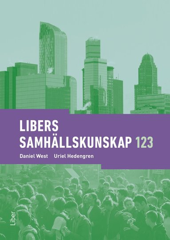 bokomslag Libers samhällskunskap 123