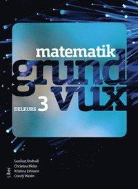 bokomslag Matematik grundvux delkurs 3