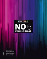 bokomslag Spektrum NO 6 - Fysik Kemi Biologi