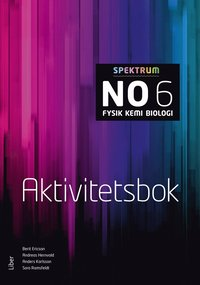bokomslag Spektrum NO 6 Aktivitetsbok