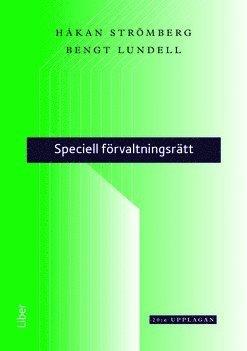 bokomslag Speciell förvaltningsrätt