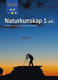 bokomslag Frank Blå Naturkunskap 1a1