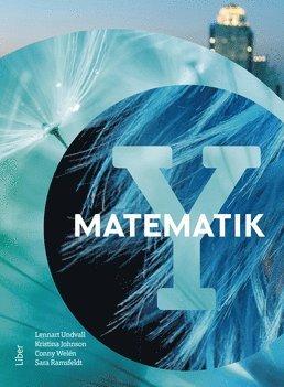 bokomslag Matematik Y