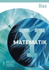bokomslag Matematik Y Bas