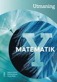 bokomslag Matematik Y Utmaning