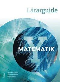 bokomslag Matematik Y Lärarguide - med bedömningsstöd och extramaterial
