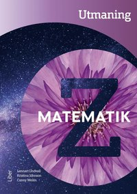 bokomslag Matematik Z Utmaning