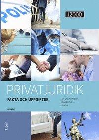 bokomslag J2000 Privatjuridik Fakta och uppgifter