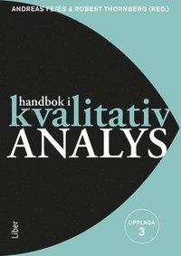 bokomslag Handbok i kvalitativ analys