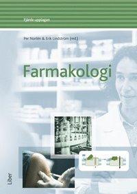 bokomslag Farmakologi