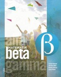 bokomslag Matematik Beta Grundbok
