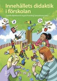 bokomslag Innehållets didaktik i förskolan