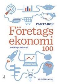 bokomslag Företagsekonomi 100 : faktabok