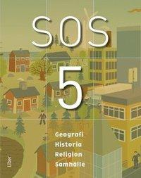 bokomslag SOS 5