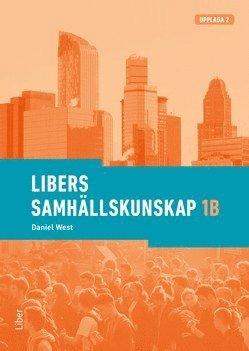 bokomslag Libers samhällskunskap 1b
