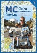 bokomslag MC-kartan östra Svealand