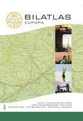 bokomslag KAK Bilatlas Europa